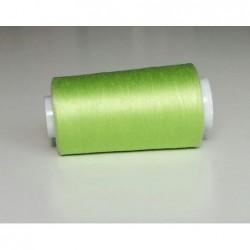 nici szwalnicze ZIELONE JASNE lime green overlock