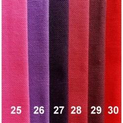 Tkanina dekoracyjna gładka Turia - Aubergine 72...