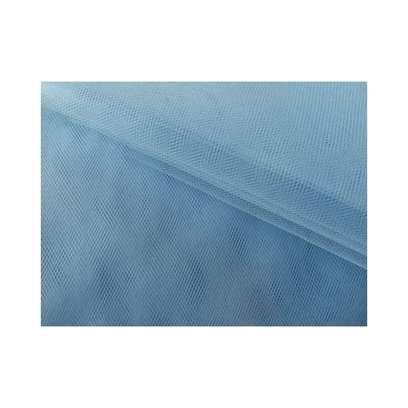 Tiul ubraniowy jasny niebieski bardzo miękki...