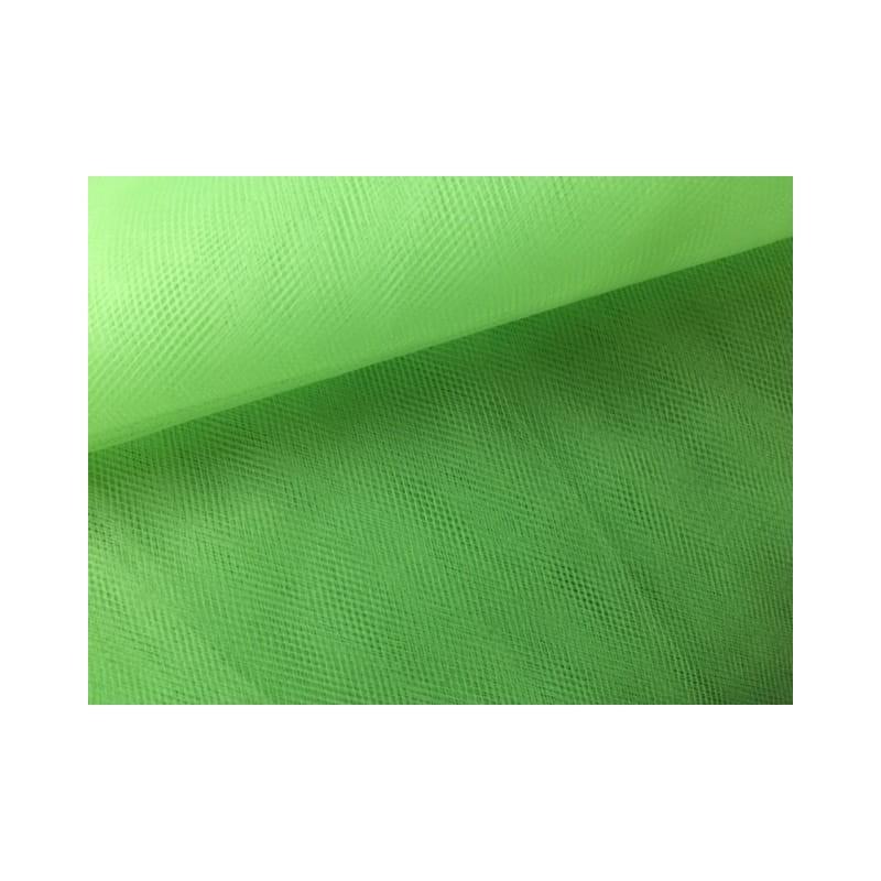 Tiul ubraniowy jasny zielony PISTACJOWY bardzo...