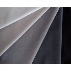 Bawełna gładka 145 g 54 CZARNY noir premium