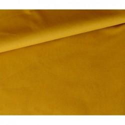 Bawełna gładka 145 g 62 MUSZTARDA moutarde...
