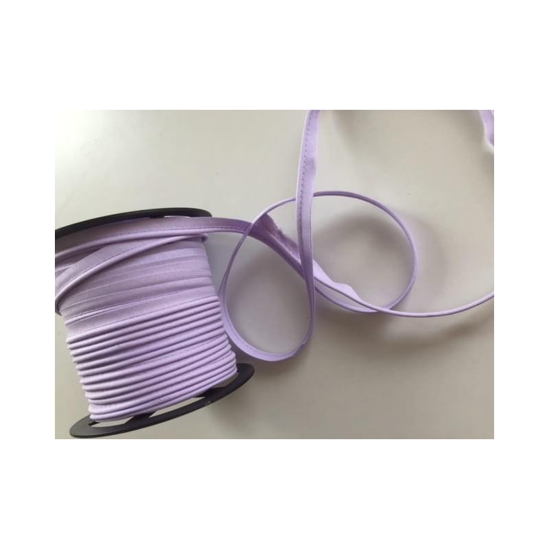 Wypustka gładka FIOLETOWY średni bawełna nr 601