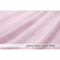 TETRA bawełniana kolor pastelowy BRUDNY  różowy...