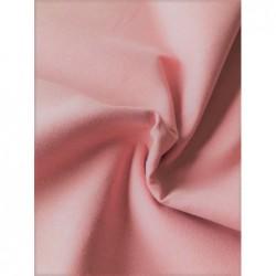 Bawełna gładka 145 G 72 ROSE brudny różowy ciepły