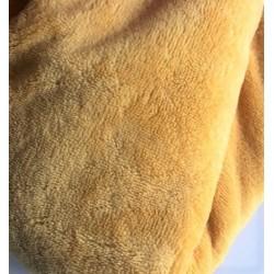 BAMBUSOWA FROTTE kolor musztardowy