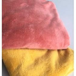 BAMBUSOWA FROTTE kolor musztardowy OSTATNIE 4M