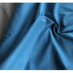 Bawełna gładka 145 g ciemny Jeansowy niebieski...