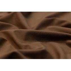 Tkanina Velvet 240 g kolor brązowy ciepły