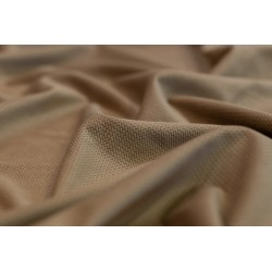 Tkanina Velvet 240 g kolor jasny brązowy karmel