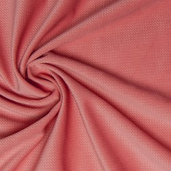Tkanina Velvet 240 g kolor JASNA TRUSKAWKA...