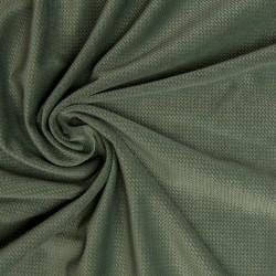 Tkanina Velvet 240 g kolor ZIELONY wojskowy ciemny