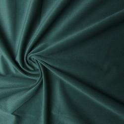 Tkanina Velvet 240 g kolor  ZIELONY BUTELKOWY...