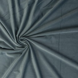 Tkanina Velvet 240 g kolor CIEMNY SZARY z nutą...