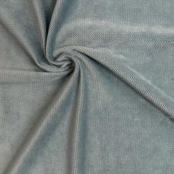 Tkanina Velvet 240 g kolor KHAKI zielono szary