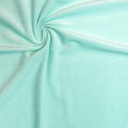 Tkanina Velvet 240 g kolor 8 SELEDYNOWY...