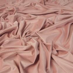 Tkanina Velvet 240 g kolor 4 BRUDNY RÓŻOWY