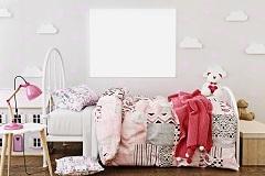 Metamorfoza sypialni dziecięcej. Pomysły na dziecięce DIY